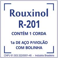 CORDA VIOLAO ACO INOX MI R201 ROUXINOL - Cod.: 116511