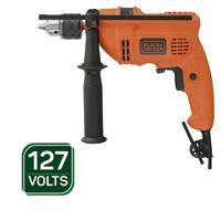 FURADEIRA IMP 1/2 560W 127V C/ MAL B&D #N - Cod.: 116732