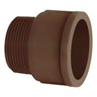 ADAPT SOLD/ROSC 20X1/2 CURTO MRM CORR PLASTIK - Cod.: 117025