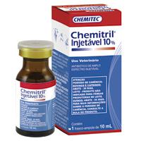 CHEMITRIL INJ 10% 10ML CHEMITEC - Cod.: 117110