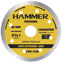 DISCO DIAMANT HAMMER LISO - Cod.: 117123