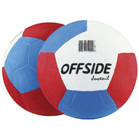 BOLA FUTEBOL JUVENIL COLORIDA OFFSIDE - Cod.: 117904