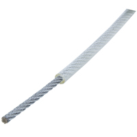CABO ACO REVEST PVC 1/16 1,6MM 250M SAO RAPHAEL - Cod.: 118031