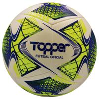 BOLA FUTSAL OFICIAL SLICK 22 TOPPER - Cod.: 118646