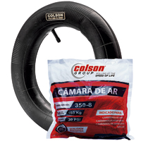 CAMARA AR P/ CARRINHO 3,50X8 COLSON - Cod.: 118648
