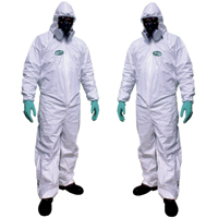 MACACAO PROTECAO QUIMICA G BCO SUPER SAFETY #N - Cod.: 118874