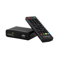 CONVERSOR TV DIGIT C/ GRAVADOR INTELBRAS - Cod.: 118957