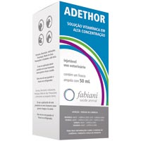 ADETHOR ADE INJ 50ML FABIANI - Cod.: 12323
