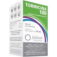 TORMICINA 100 INJ 50ML FABIANI - Cod.: 13483