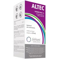 ALTEC IVERMECTINA 1% INJ 50ML FABIANI - Cod.: 14547