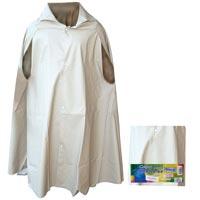 CAPA CHUVA PVC REFORC BOIAD S/ MANGA BGE PLAST - Cod.: 14667