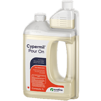 CYPERMIL POUR ON 1L OUROFINO - Cod.: 15189