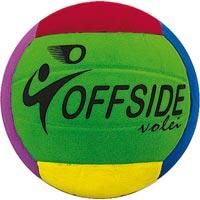BOLA VOLEI COLORIDA OFFSIDE - Cod.: 2011