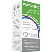 PARACURSO INJ 10ML FABIANI - Cod.: 23288