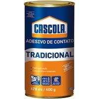 COLA CONTATO 400G S/ TOLUOL CASCOLA - Cod.: 2526