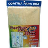 CORTINA BOX PE BRIL 138X178 S/VIS PLASTNOVA - Cod.: 29949