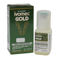 IVOMEC GOLD 50ML INJ - Cod.: 299