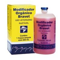 MODIFICADOR ORGANICO 500ML BRAVET - Cod.: 40892
