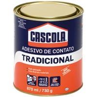 COLA CONTATO 730G S/ TOLUOL CASCOLA - Cod.: 41527