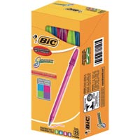 CANETA CRISTAL FASHION SORT BIC - Cod.: 4181