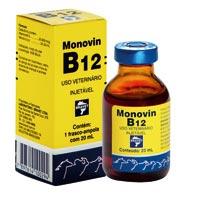 MONOVIN B12 20ML BRAVET - Cod.: 43568