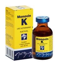 MONOVIN K 20ML BRAVET - Cod.: 43569