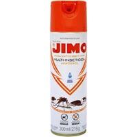 INSETICIDA AEROSOL 300ML JIMO - Cod.: 44748