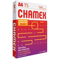 PAPEL A4 210X297MM C/500 CHAMEX - Cod.: 4926