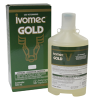 IVOMEC GOLD 500ML INJ - Cod.: 5901