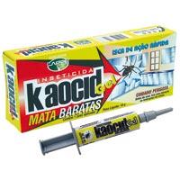 INSETICIDA MATA BARATAS GEL BISN 10G KAOCID - Cod.: 6739