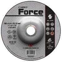 DISCO DESBASTE 7X1/4X7/8 CARBOFORCE - Cod.: 68408