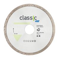 DISCO CORTE DIAMANT CLASSIC NORTON CONTINUO - Cod.: 68569