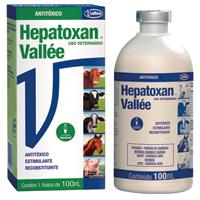 HEPATOXAN ANTITOXICO INJ 100ML VALLEE - Cod.: 70627