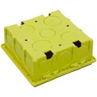 CAIXA LUZ PLASTICA 4X4 AML MONDIALE - Cod.: 75907