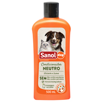 CONDICIONADOR NEUTRO 500ML SANOL DOG PET - Cod.: 77210