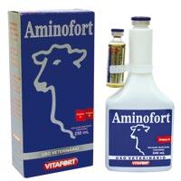 AMINOFORT INJ 250ML EUROFARMA - Cod.: 84468