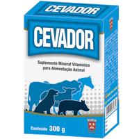 CEVADOR 300G CALBOS PET - Cod.: 86659