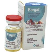 BORGAL INJ 10ML MSD - Cod.: 86890