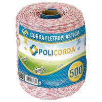 FIO NYLON P/ CERCA ELET 500M POLICORDA - Cod.: 89246