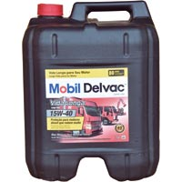 OLEO MOTOR 15W40 MOBIL DELVAC VIDA LONGA 1400 20L - Cod.: 89256