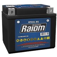 BATERIA MOTO 04 AMP RTX5L-BS RAIOM - Cod.: 90248