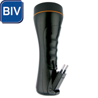 LANTERNA RECAR ABS 11 LEDS BIV FOXLUX - Cod.: 90409