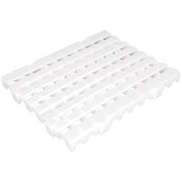 ESTRADO PLAST 4,5X40X50CM BCO INJESUL - Cod.: 91250
