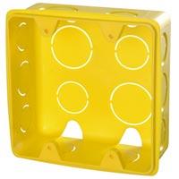 CAIXA LUZ PLAST 4X4 AML KRONA - Cod.: 91913