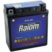 BATERIA MOTO 05 AMP RT5L-BS RAIOM - Cod.: 92127