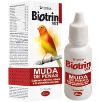 BIOTRIN VET MUDA PENA COMPLEM VITAM 20ML VETBRAS - Cod.: 92528