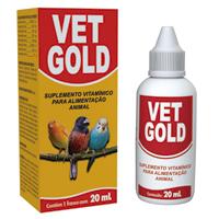VET GOLD 20ML VETBRAS - Cod.: 92532