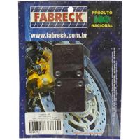 PASTILHA DIANT TURUNA/CBX150/TITAN ES 2000 FABRECK - Cod.: 92571