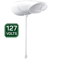 DUCHA TOP JET 4 TEMP 5500W 127V LORENZETTI - Cod.: 94023