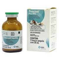 PENCIVET PLUS PPU 30ML INJETAVEL MSD - Cod.: 94074